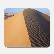 Sand dune crest Mousepad