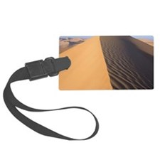 Sand dune crest Luggage Tag