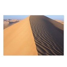 Sand dune crest Postcards (Package of 8)
