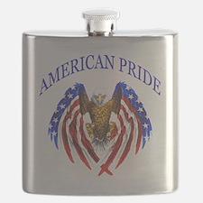 American Pride Eagle Flask