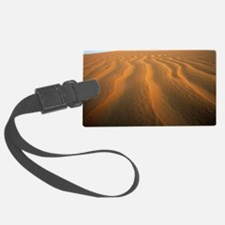 Ripples in sand Luggage Tag