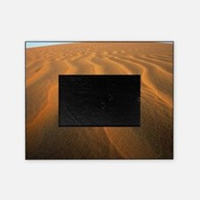 Ripples in sand Picture Frame