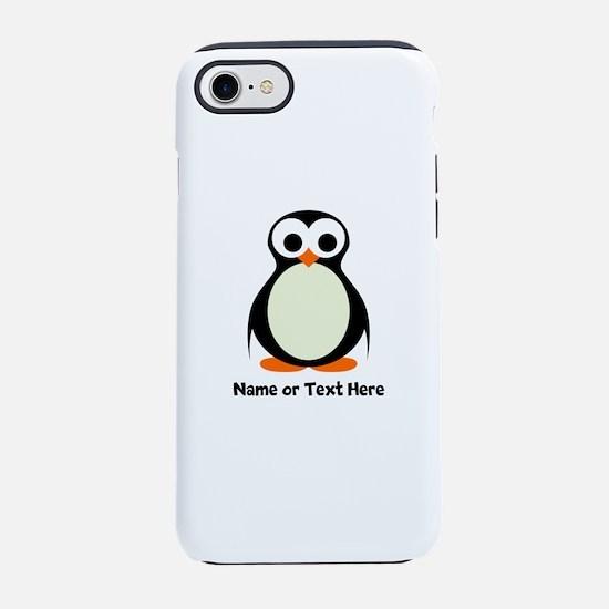 Penguin Personalized iPhone 7 Tough Case