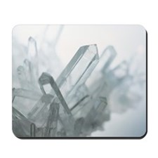 Quartz crystals Mousepad