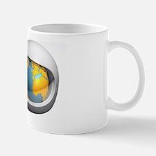 Protect the planet, conceptual artwork Mug
