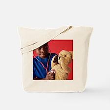 Pretend examination Tote Bag