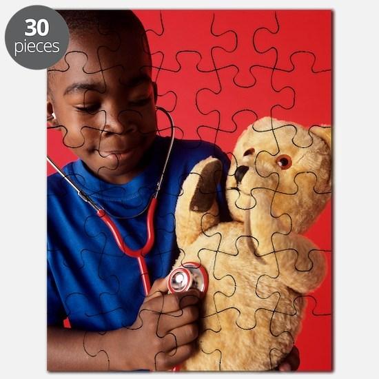 Pretend examination Puzzle