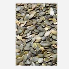 Pumpkin seeds Postcards (Package of 8)
