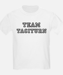 Team TACITURN Kids T-Shirt