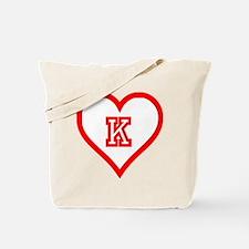 Kappa Sweetheart Tote Bag