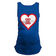 Kappa Sweetheart Maternity Tank Top