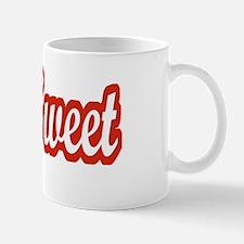 Yo Sweet Script Mug