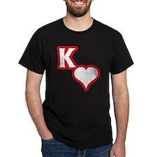 Kappa Sweetheart Outline T-Shirt
