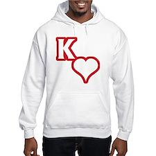 Kappa Sweetheart Outline Hoodie