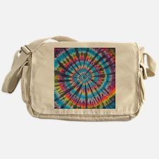 Tie Dye Messenger Bag