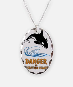 Danger on Deception Island  Necklace