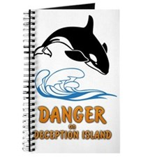 Danger on Deception Island  Journal