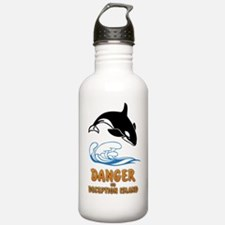 Danger on Deception Is Water Bottle