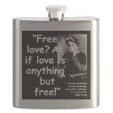 Emma goldman Flasks