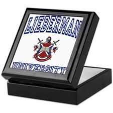 LIEBERMAN University Keepsake Box