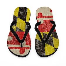 Vintage Maryland Flip Flops