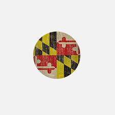 Vintage Maryland Mini Button