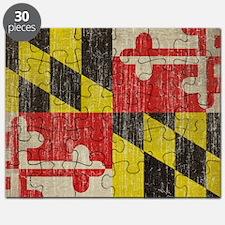 Vintage Maryland Puzzle