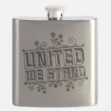 United We Stand Flask