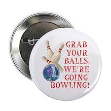 "Bowling Stuff 2.25"" Button (10 pack)"