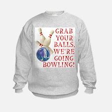 Bowling Stuff Sweatshirt