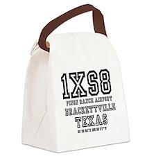 1XS8 - PINON RANCH AIRPORT - BRAC Canvas Lunch Bag