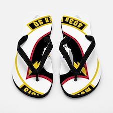 493rd Fighter Squadron Flip Flops
