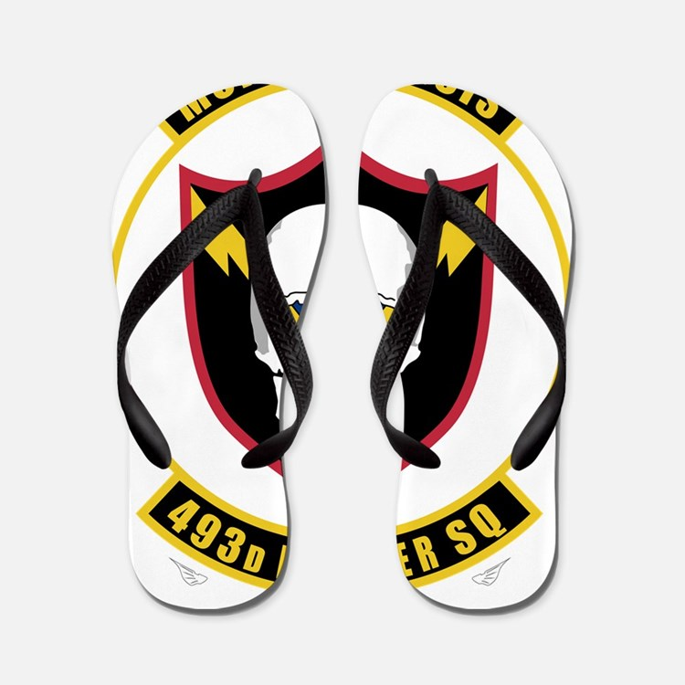 493rd Fighter Squadron Flip Flops