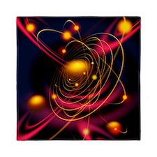 Planetary orbits, artwork Queen Duvet