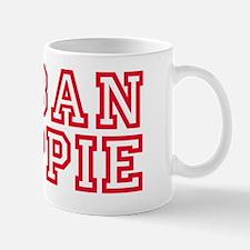 Red Urban Yuppie Mug