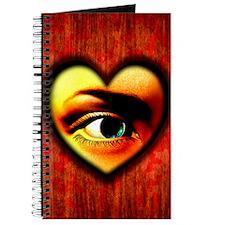 Voyeurism, conceptual artwork Journal