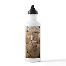 water-powered flour mi Water Bottle