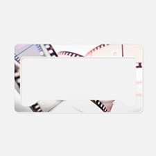 Photographic film License Plate Holder