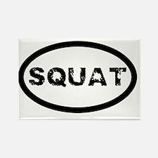 Squat Rectangle Magnet
