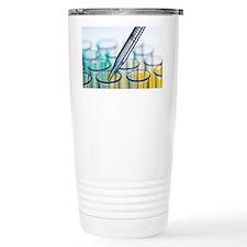 Pipetting Travel Coffee Mug