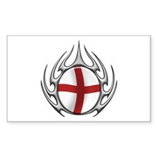St Georges Cross: Tribal Arachnid Decal
