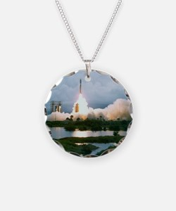 Viking 1 launch Necklace