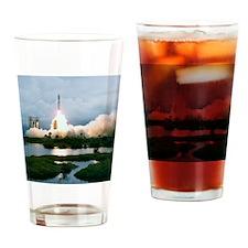 Viking 1 launch Drinking Glass
