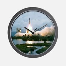 Viking 1 launch Wall Clock