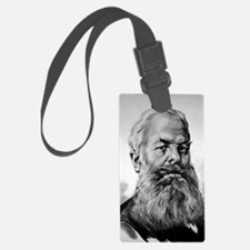 Vasily Dokuchaev, Russian geolog Luggage Tag