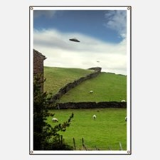 UFO sighting Banner