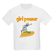 GP Track&Field Hurdles Kids T-Shirt