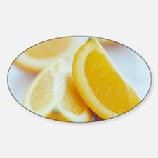 Orange slices Decal