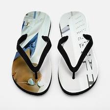 Optometrist Flip Flops