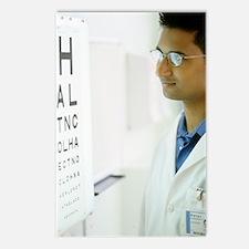 Optometrist Postcards (Package of 8)